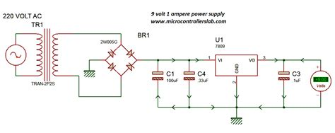 power supply  electronics projects