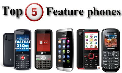 top 5 feature phones launched in india below rs 5 999 gizbot gizbot