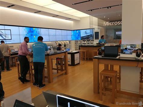 si鑒e de microsoft y si el móvil con android de bill gates lleva meses en la tienda de microsoft beta móvil