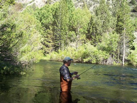 Rush Creek Near June Lake, California (yes, It's Me