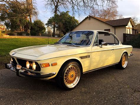 Bmw 2800cs For Sale by 1970 Bmw 2800cs Antique Car San Francisco Ca 94109