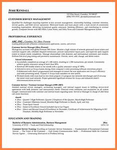 7 customer experience manager resumes bussines proposal With customer experience resume