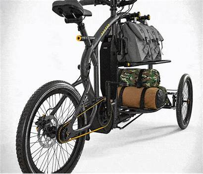 Cargo Bike Powered Pedal Suv Electric Tern