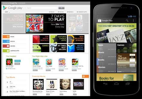 android play android market becomes quot play quot reflects s