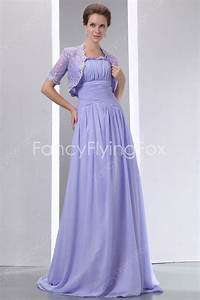 lavender long chiffon mother of the bride dress for beach With mother of the bride dresses for a beach wedding