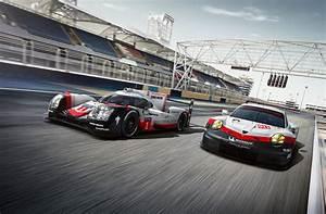 Porsche Le Mans 2017 : porsche and toyota debut lmp1 race cars ahead of silverstone opener automobile magazine ~ Medecine-chirurgie-esthetiques.com Avis de Voitures