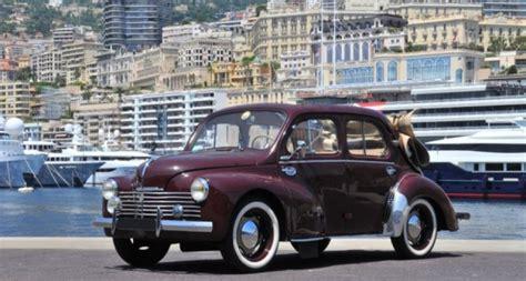 renault dauphine convertible 1953 renault 4cv r1062 saloon convertible classic