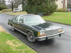 Bingo43 1986 Ford Crown Victoria Specs  Photos  Modification Info At Cardomain