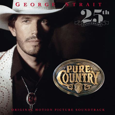 George Strait Pure Country Released Vinyl For