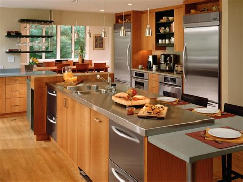 home and kitchen design top 10 professional grade kitchens hgtv 4236