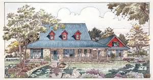 Hill Country Ranch Home Plans Photo by Hill Country Architect Plans Studio Design
