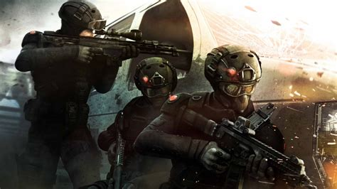 Tom Clancys Rainbow 6 Patriots Wallpapers Hd Wallpapers