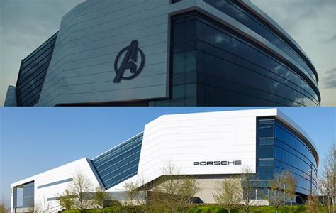 porsche atlanta avengers hok on twitter quot one porsche drive is avengers hq in