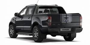 Ford Ranger WildTrak now in limited-edition Jet Black ...