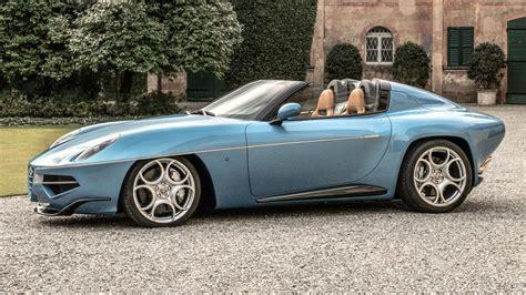 Alfa Romeo Disco Volante Spider by 2016 Alfa Romeo Disco Volante Spider Carstuneup Carstuneup