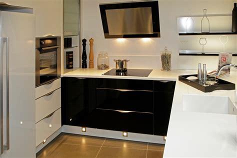 meuble haut cuisine noir meuble haut cuisine noir laque valdiz