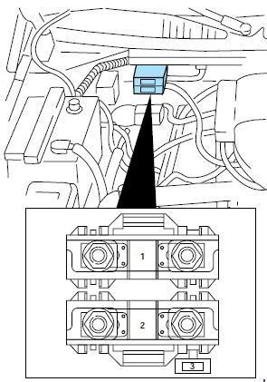 1997 Ford Duty Fuse Block Diagram by 1997 1999 Ford F 250 Light Duty Fuse Box Diagram 187 Fuse