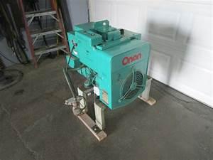 Used 7 5 Kw Onan Generator  Natural Gas Powered