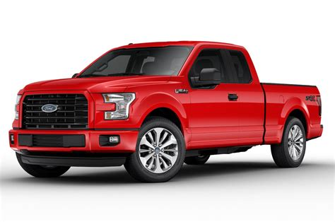 Ford Adds STX Trim to 2017 F 150, Super Duty Lineups