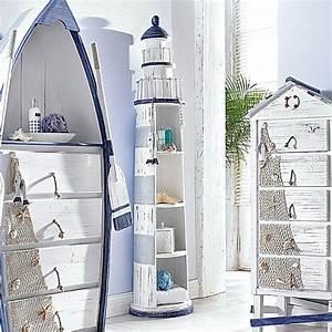 Maritime Möbel Kaufen : badregal leuchtturm jetzt bei bestellen ~ Markanthonyermac.com Haus und Dekorationen