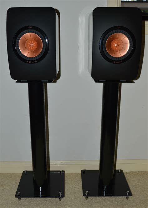 sold kef ls stand mount speakers norstone stands classifieds stereo home cinema