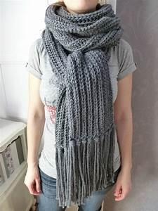Echarpe Femme Laine : echarpe en laine echarpe bonnet femme arts4a ~ Nature-et-papiers.com Idées de Décoration