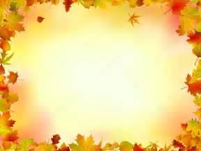Fall Leaf Borders and Frames