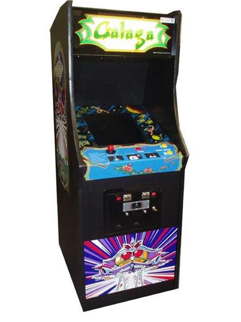 Galaga Arcade Machine by Galaga Arcade Vintage Arcade Superstore