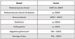 Kosten Neue Gasheizung : gasheizung effiziente technik bei geringen ~ Michelbontemps.com Haus und Dekorationen
