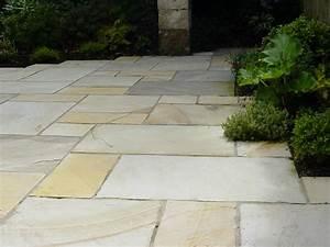 Terrasse de pierre naturelle nos conseils for Terrasse en pierres naturelles
