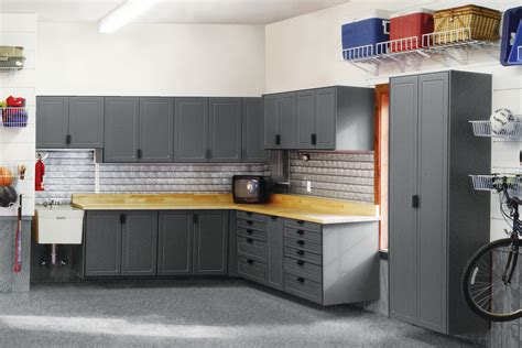 Garage Storage Systems  Overhead Door Of Kansas City