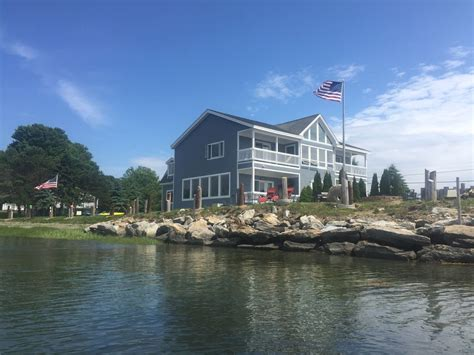 Harpswell Vacation Oceanfront Rental Home, Bailey Island Design Small Kitchen Herb Garden Dining Ideas Designer Island Accessories Cupcake Your Online Virtual Room Modern And Beach House Designs