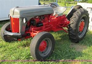 1941 Ford 9n Tractor