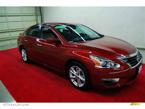 red nissan altima 2013 cayenne red nissan altima 2 5 s 77819450 gtcarlot
