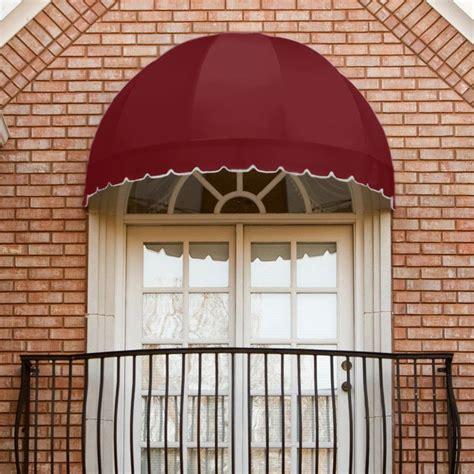 awntech beauty mark bostonian  ft windowdoor awning  awwwwwwnings