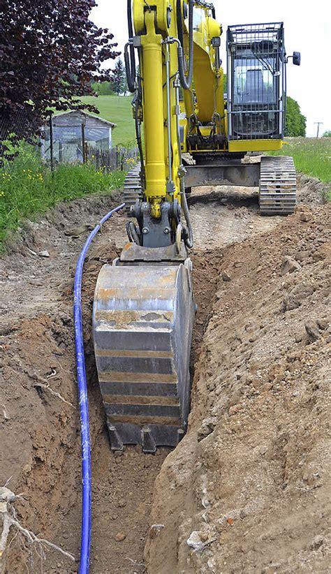 abwasserleitung verlegen kosten leerrohre verlegen leerrohre baublog 2012 unser weg zum eigenen haus baustellenputz und