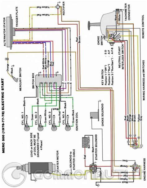 Yamaha Mio Electrical Wiring Diagram