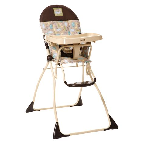 cosco flat fold high chair dorel juvenile cosco flat fold high chair kontiki baby