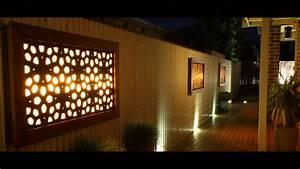 Wall lights design northern paintings light art