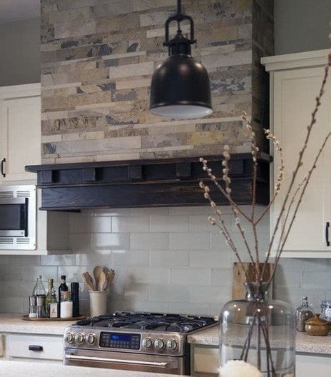 kitchen vent range hood designs  ideas