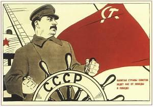 Stalin Propaganda Poster | Russian Legacy