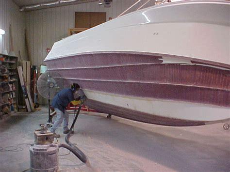 Aluminum Boat Hull Repair by Capsizer Boat Turner Lift Gibbons Fiberglass