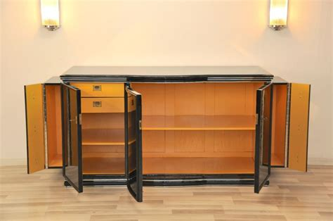 deco sideboard new york yellow original antique furniture