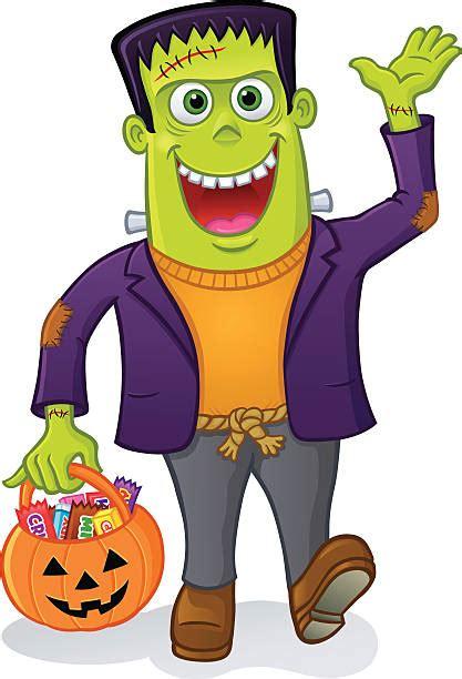 Halloween Frankenstein Clip Art