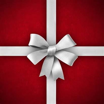 Ribbon Unwrap Gift Banner Email Animated Wrapping