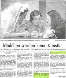 Artikel Von Haus : johanna schubert schauspielerin ~ Lizthompson.info Haus und Dekorationen