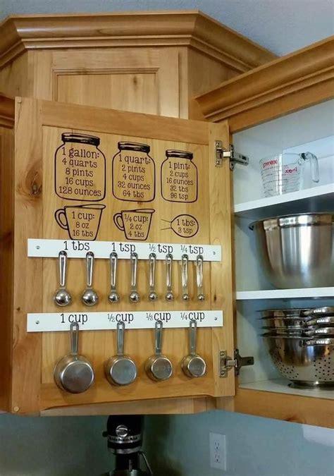 organize  kitchen   clever ideas