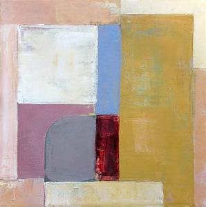 Abstract Painting, Geometric Painting, Small Oil painting ...