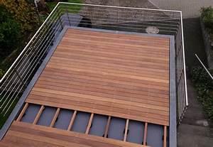 Terrassen Unterkonstruktion Alu Abstand : bauanleitung f r holzterrassen terrassendielen verlegen ~ Yasmunasinghe.com Haus und Dekorationen