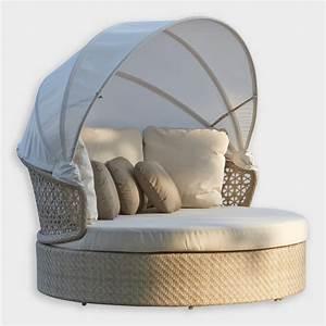 Lit D Extérieur : lit d 39 ext rieur daybed design mobilier d 39 exception sky line ~ Teatrodelosmanantiales.com Idées de Décoration
